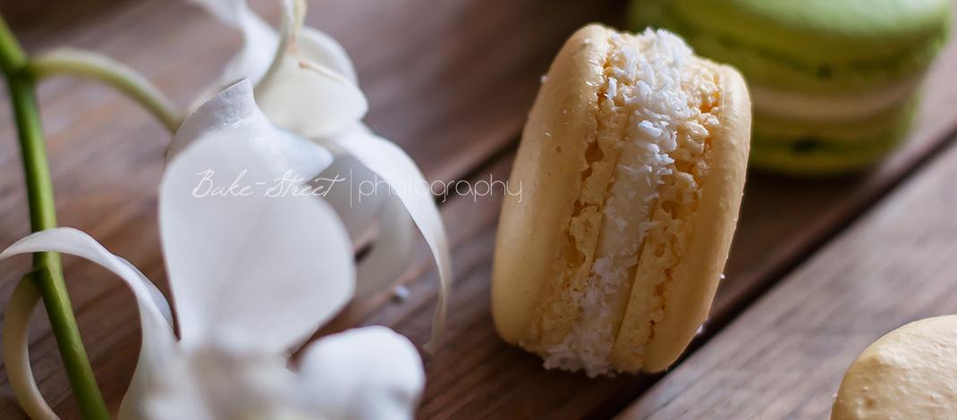 Daiquiri & Piña Colada Macarons