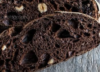"""Pan de chocolate y cerveza negra {Nuevo taller online """"Pan Casero""""}"""