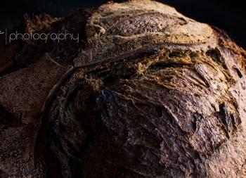 Pan de café y sal negra de Hawaii
