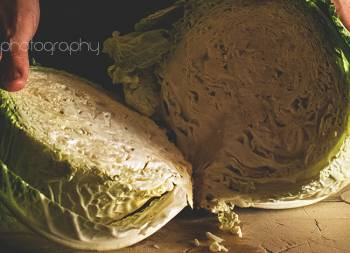 Cómo hacer chucrut – sauerkraut