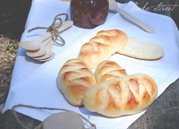 La cesta de Caperucita Roja: Pan de leche – Pain au lait