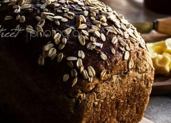 Pan de molde de semillas y tres maltas