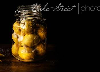 Preserved lemons {Hamad Mraquade}