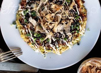 Okonomiyaki – Tortita japonesa
