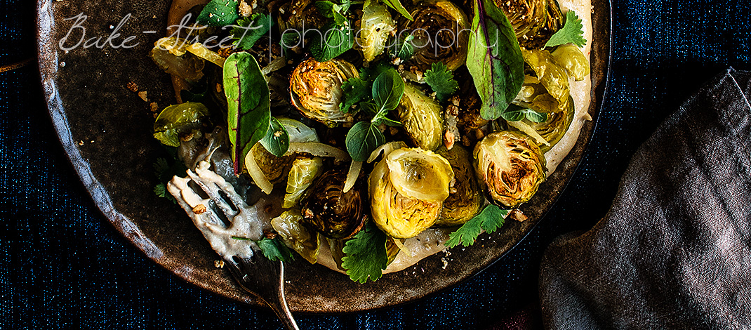Brussels Sprouts With Tonnato Sauce Bake Street Com