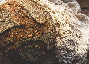 Coconut sourdough bread