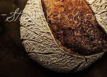 Hogaza de trigo e integral, conociendo la harina integral