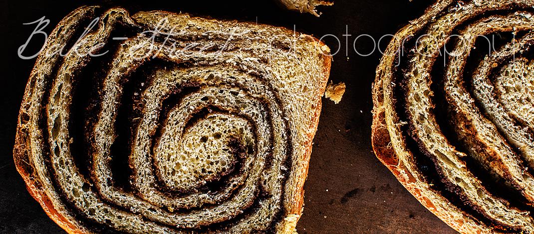 Tangerine cinnamon bread