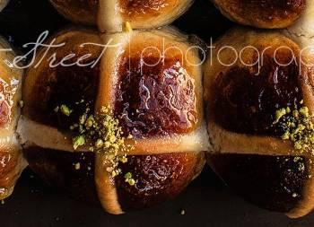 Hot Cross Buns – Panecillos de Pascua {Video receta}