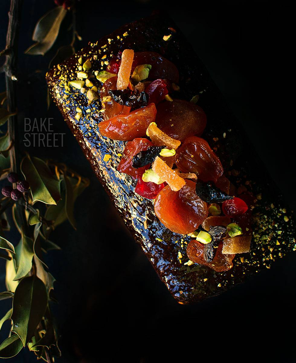 Cake aux fruits - Fruit Cake