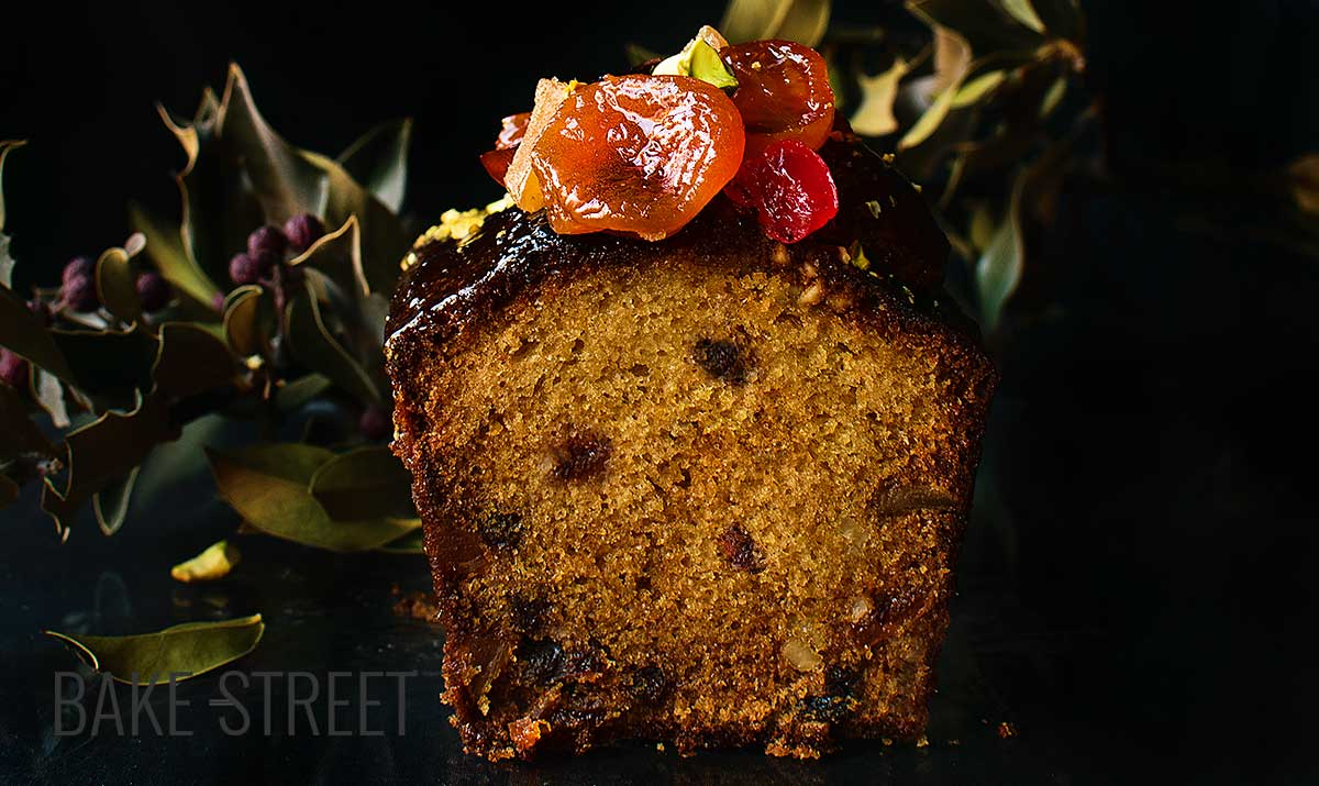 Fruit Cake – Cake aux fruits