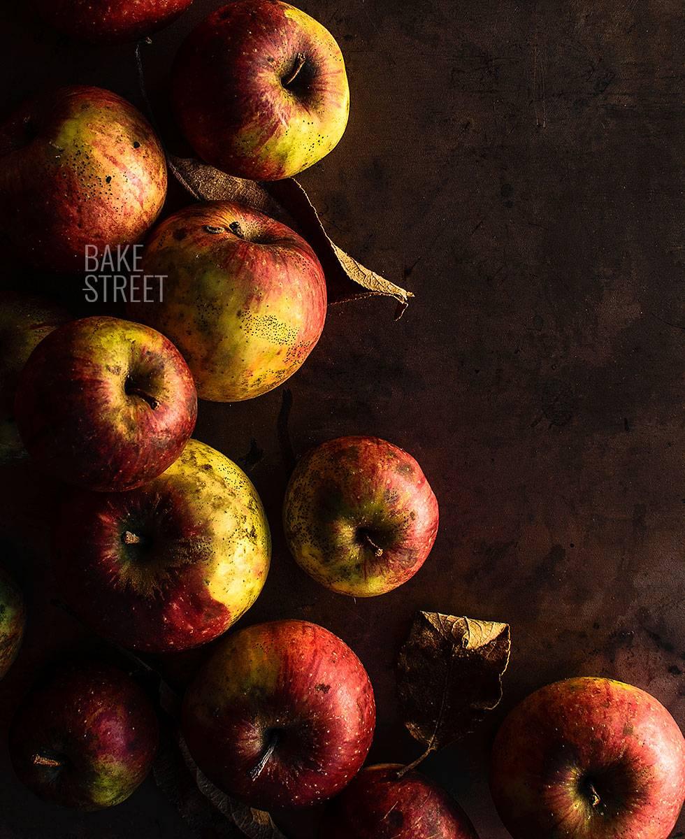 Mantequilla de manzana y Bourbon
