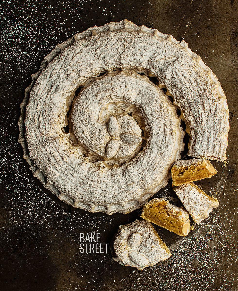 Rabska Torta, pastel de Rab