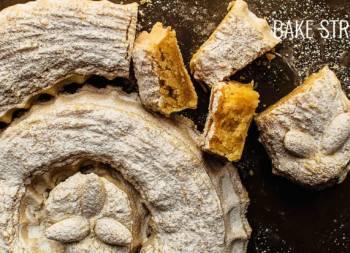 Rabska Torta, Rab Cake
