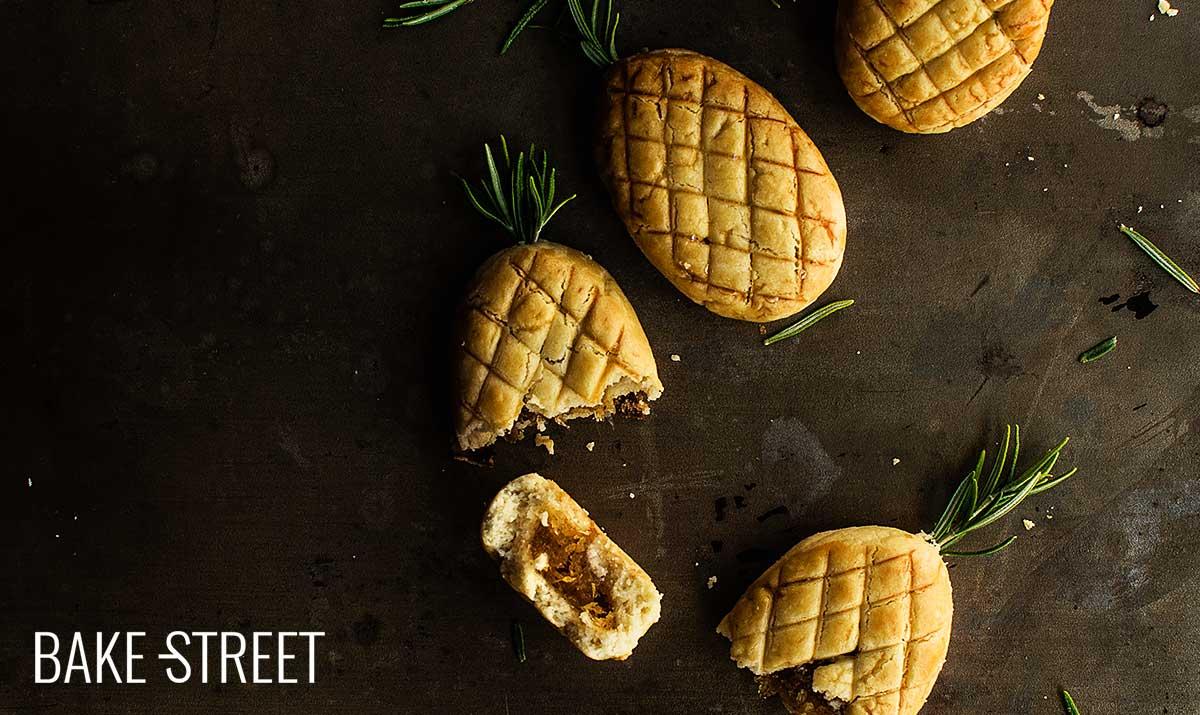 Kue Nastar – Indonesian pineapple cookies