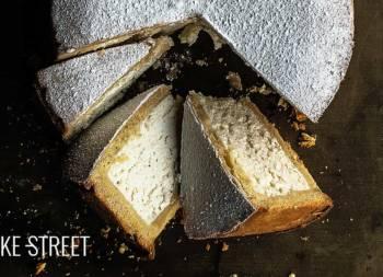 Crostata di Ricotta, Sicilian tart