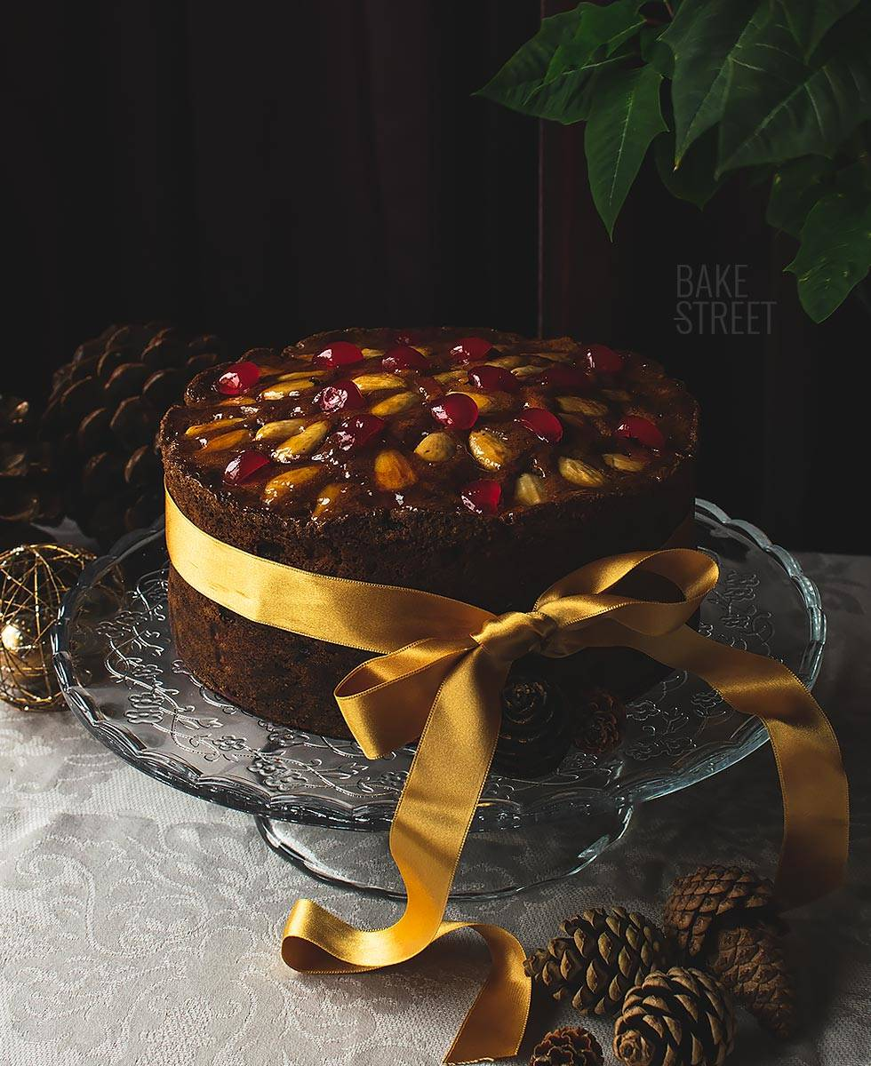 Mary Berry's Victorian Christmas Cake