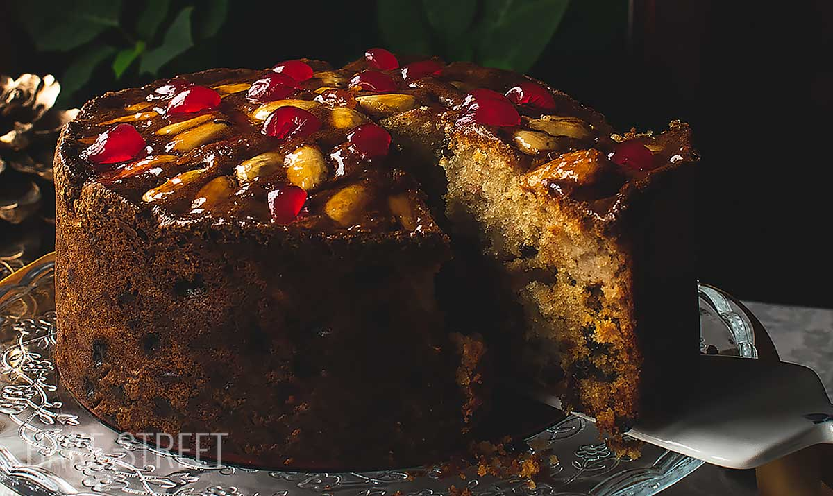 Mary Berry Christmas Fruit Cake