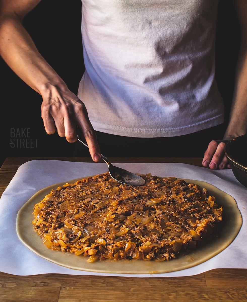Empanada gallega casera