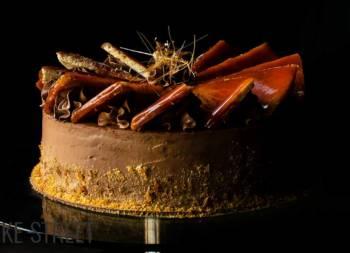 Dobos Torte, Hungarian origin cake
