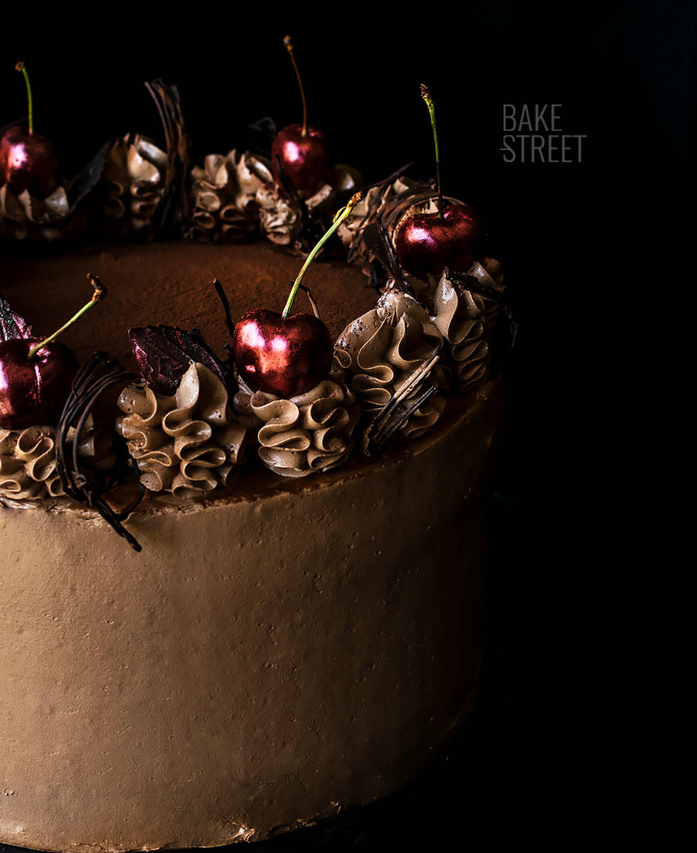 Black Forest Cake - Schwärzwald Torte