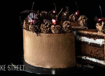 Schwarzwälder Torte – Tarta Selva Negra