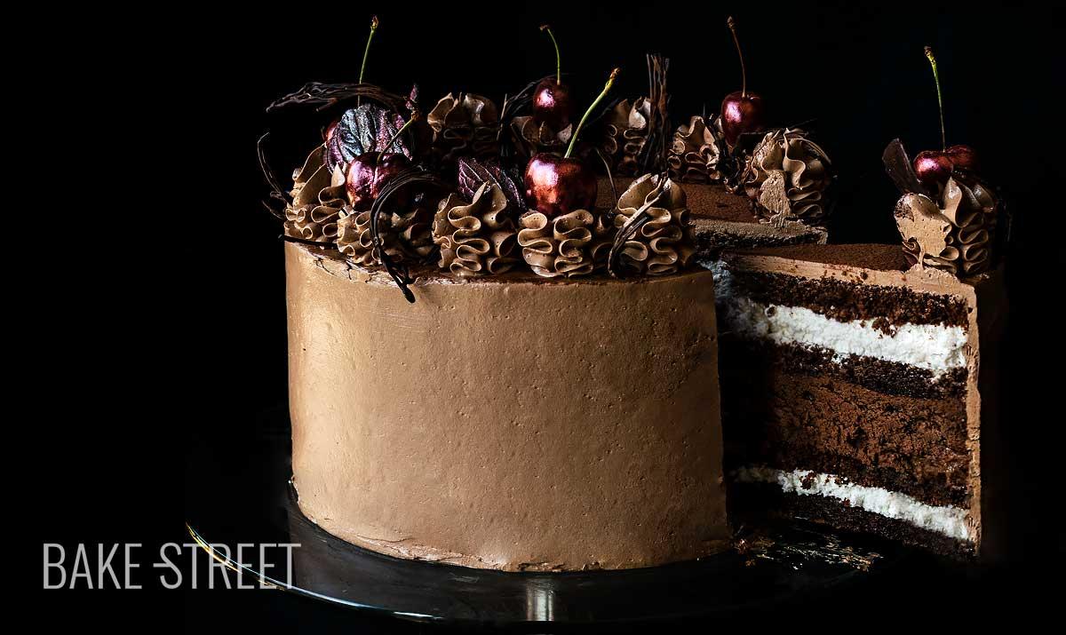 Black Forest Cake – Schwarzwäld Torte