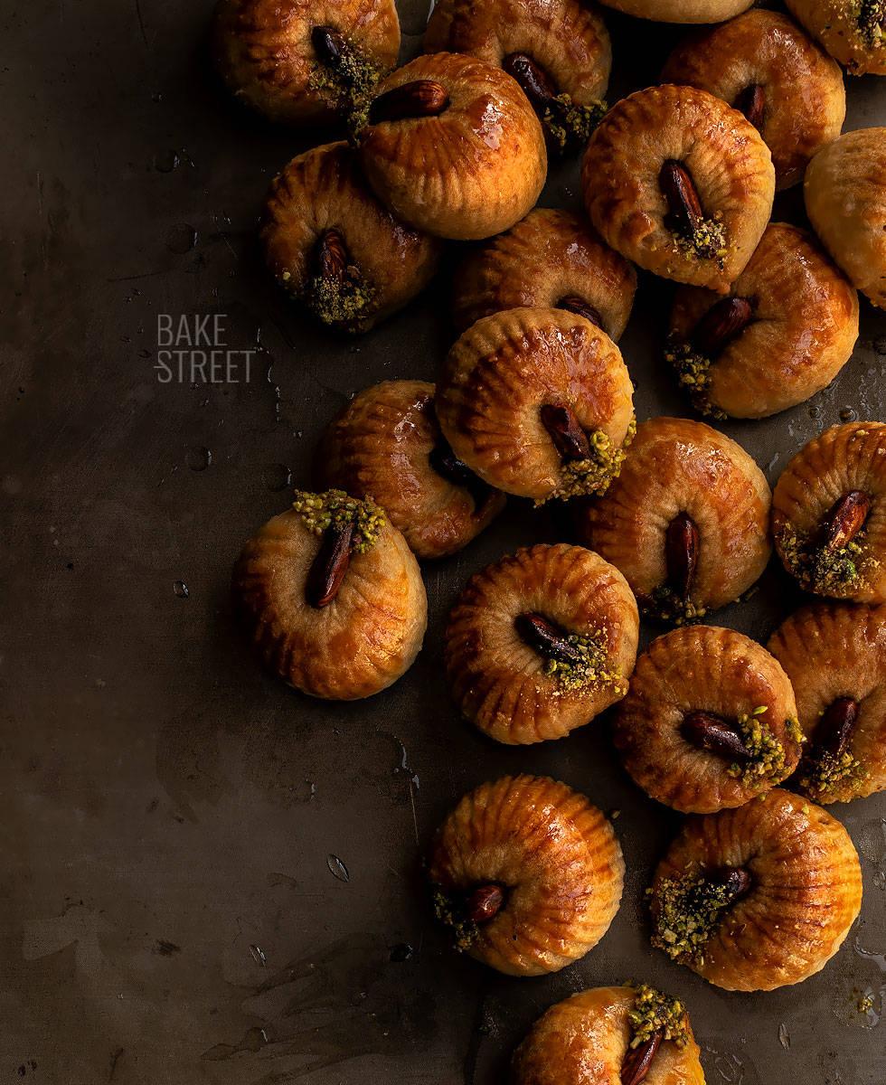 Tarak tatlısı, dulce turco