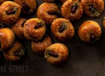 Tarak tatlısı, Turkish pastries