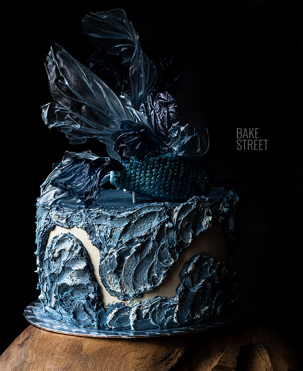 Kanagawa Cake