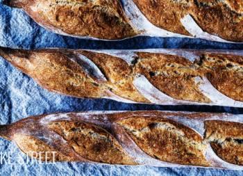 Cómo hacer barras de pan fáciles
