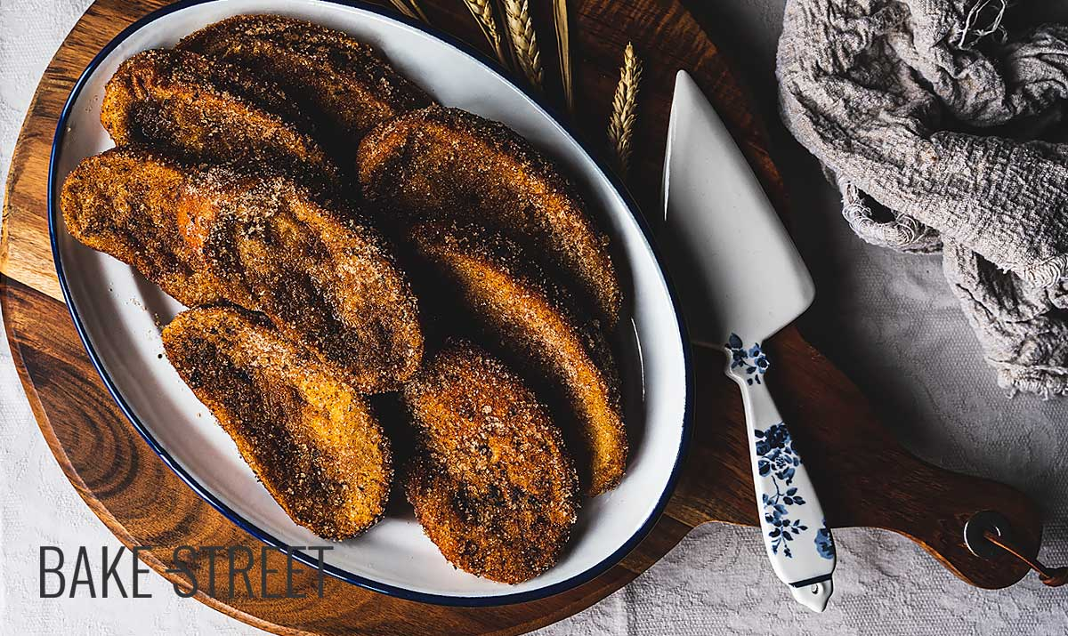 How to make perfect Torrijas de leche
