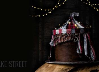 Circus of Horrors Cake