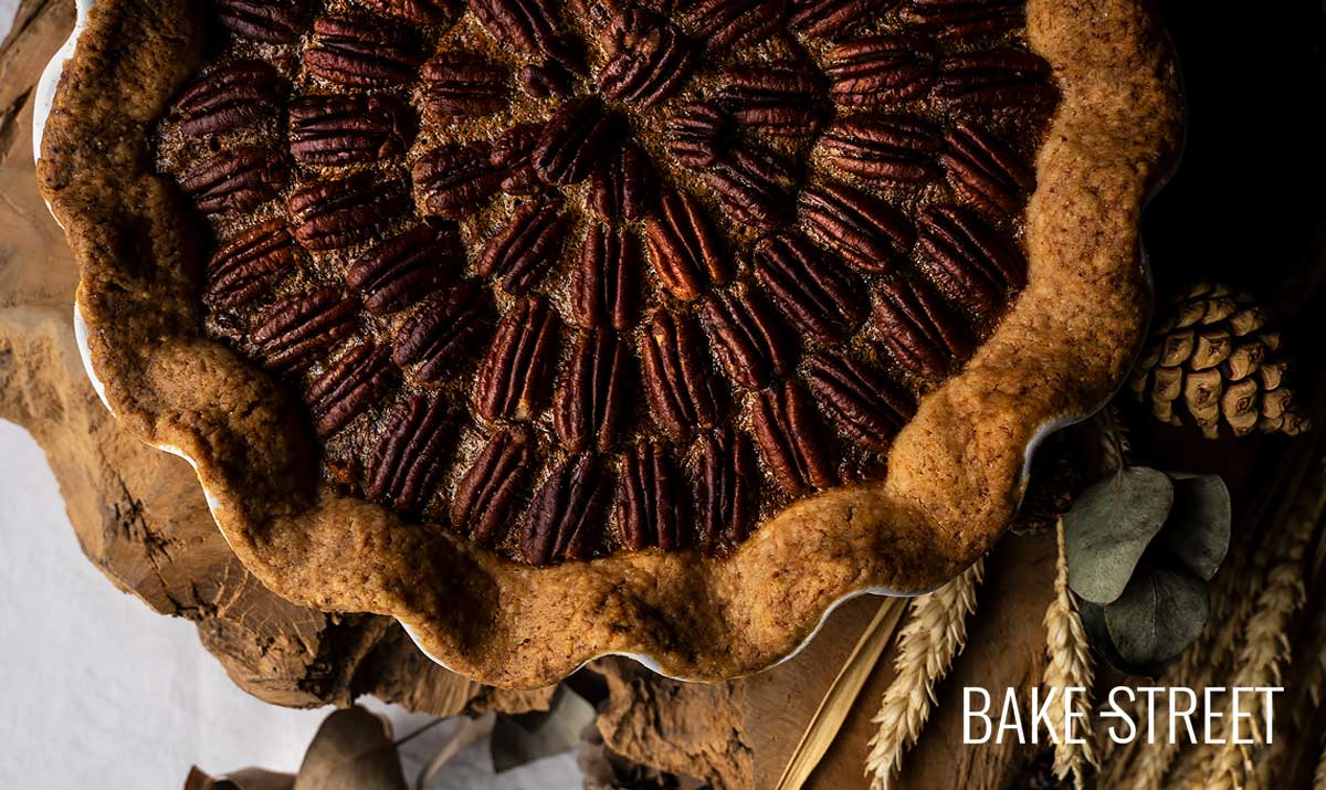 Tarta de nueces pecanas – Pecan Pie