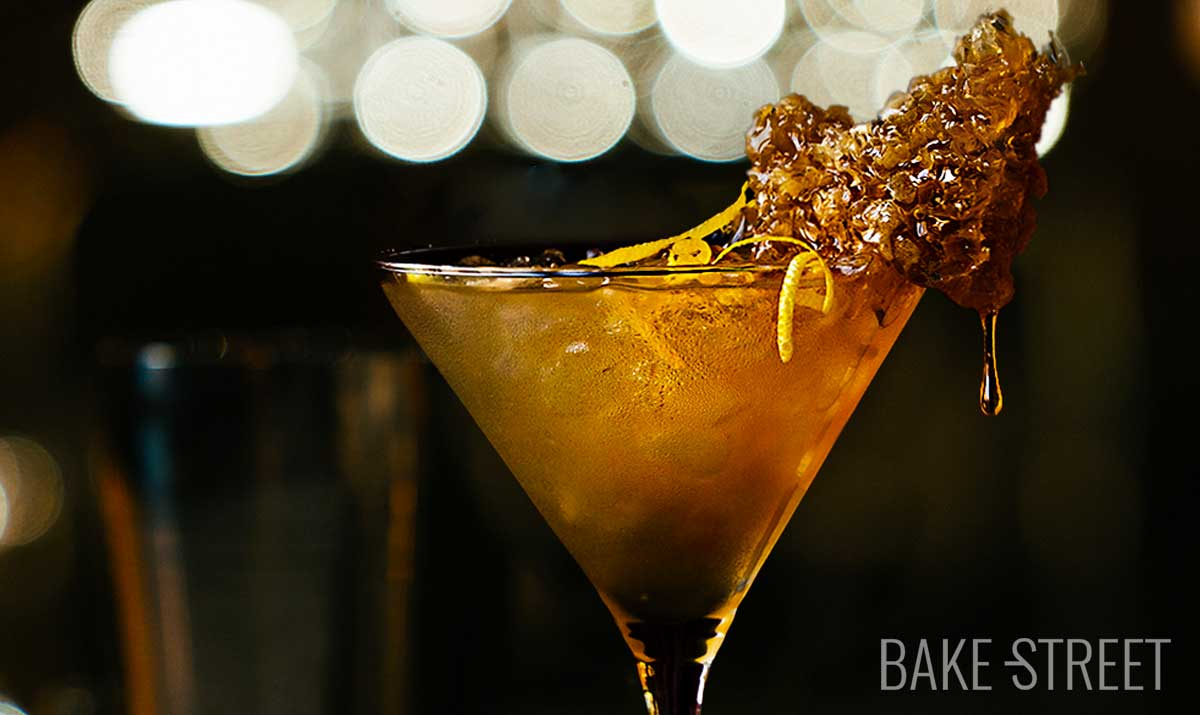 Tequila Honey Bee Cocktail