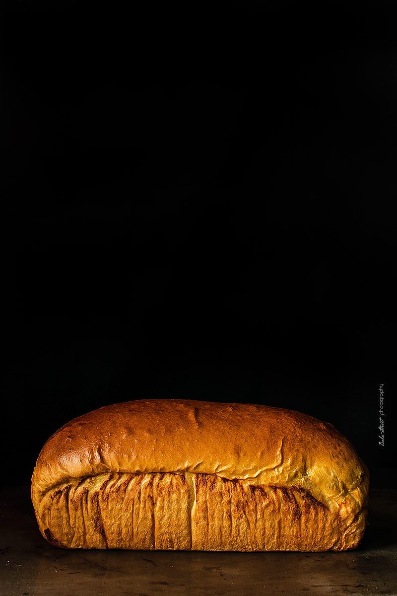 Pan de mandarina y canela