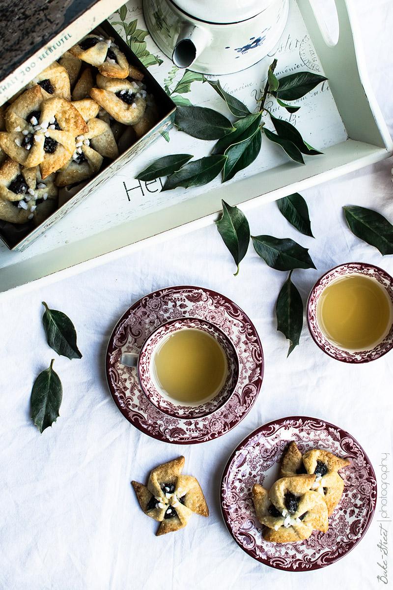 Joulutorttu {Pastas finlandesas de ciruelas}
